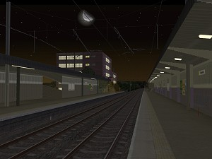 Birmingham Cross-City South v1.3, for BVE 4